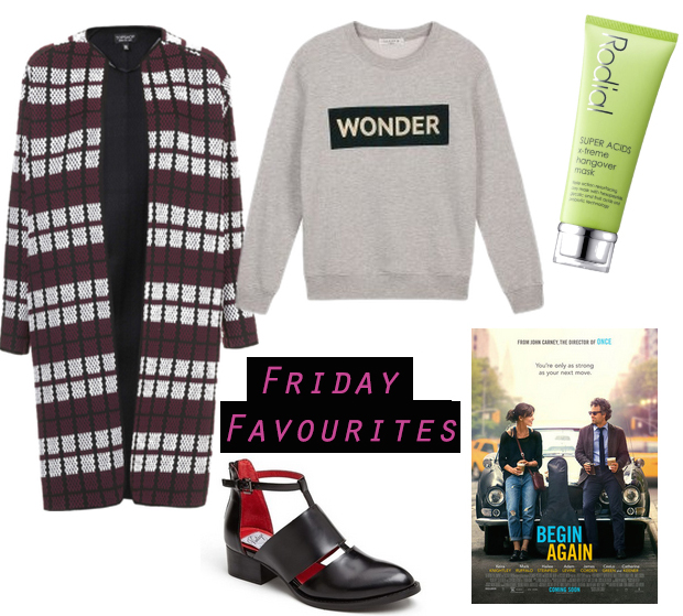 friday faves begin again