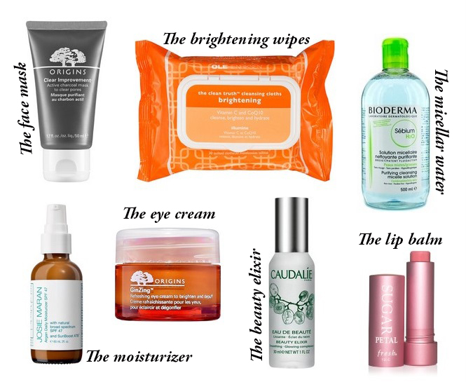 Friday Favourite Face Products
