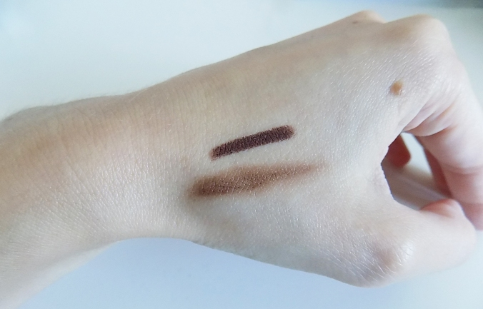 Sephora Jumbo shadow swatch copy