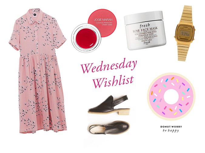 Wednesday Wishlist