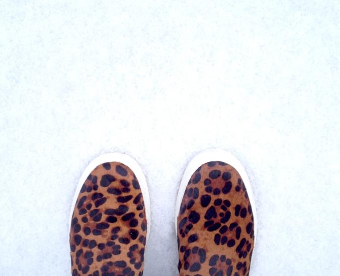 Leopard Sneakers 1