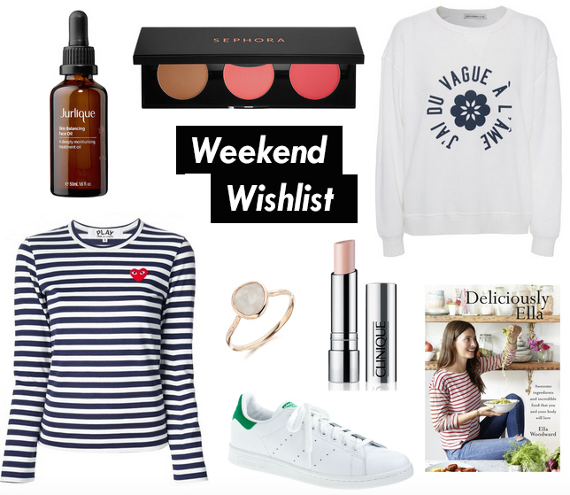 Weekend Wishlist January 23