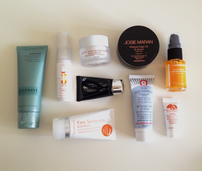 Travel Kit Skin Care